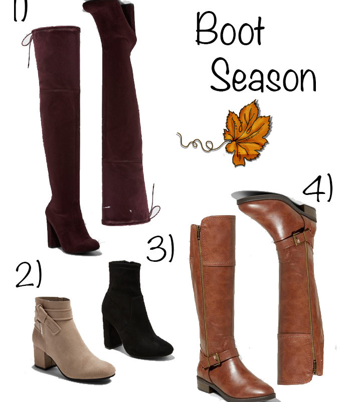 Boots To Add To Any Wardrobe